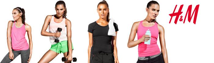 H&M kleed Olympische Spelen