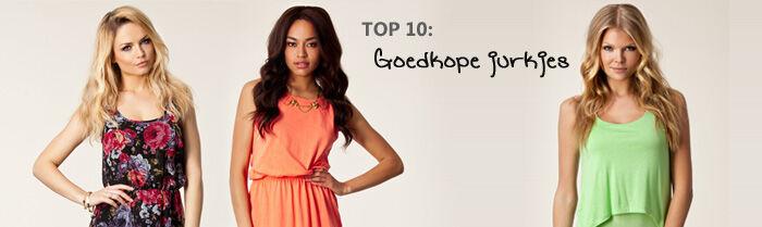 d04353e537f1bd TOP 10  goedkope jurkjes - Jurkjes.nl
