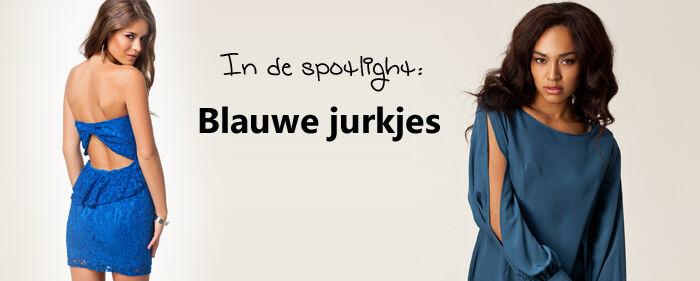 78a4296d464d6b In de spotlight  blauwe jurkjes - Jurkjes.nl