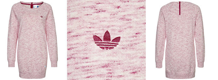 Roze jurkje Adidas Originals