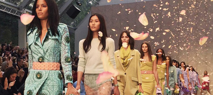 Londen Fashion Week Highlights