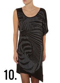 Replay a-symmetrische jurk