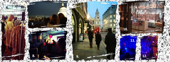 Londen low budget