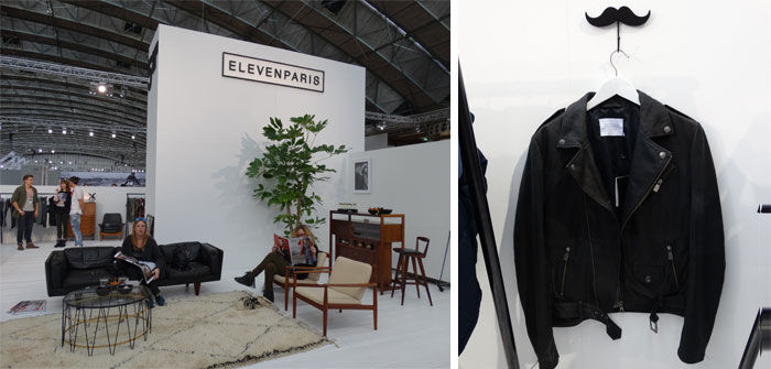 Eleven Paris op de Modefabriek januari 2014