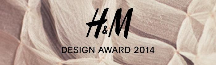 h&m design award 2014
