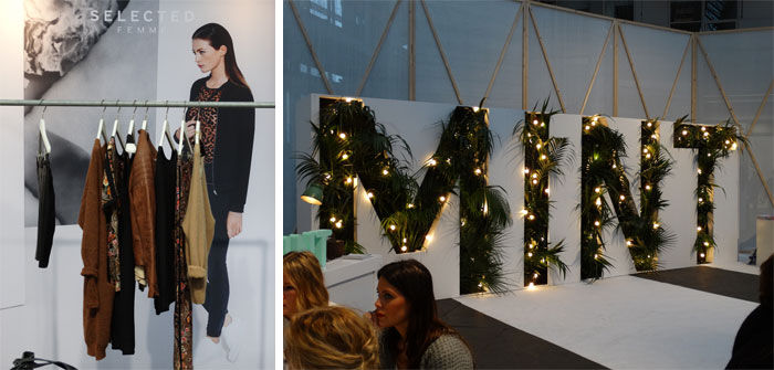 MINT en Selected Femme op Modefabriek 2014
