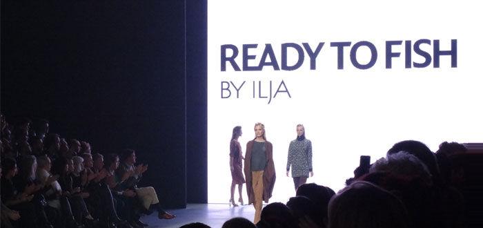 Ready To Fish by ILJA op Fashion Week