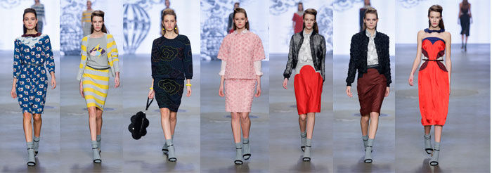 SIS by Spijkers en Spijkers op FashionWeek