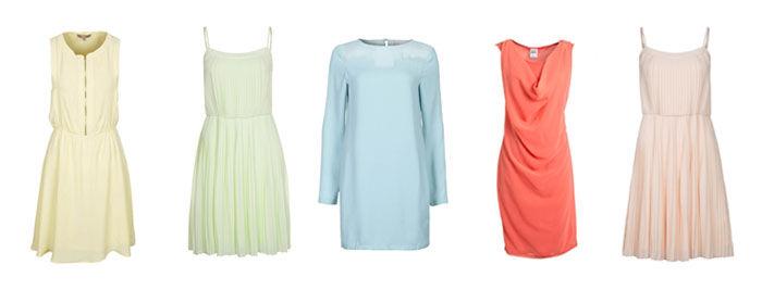 pastel-jurken