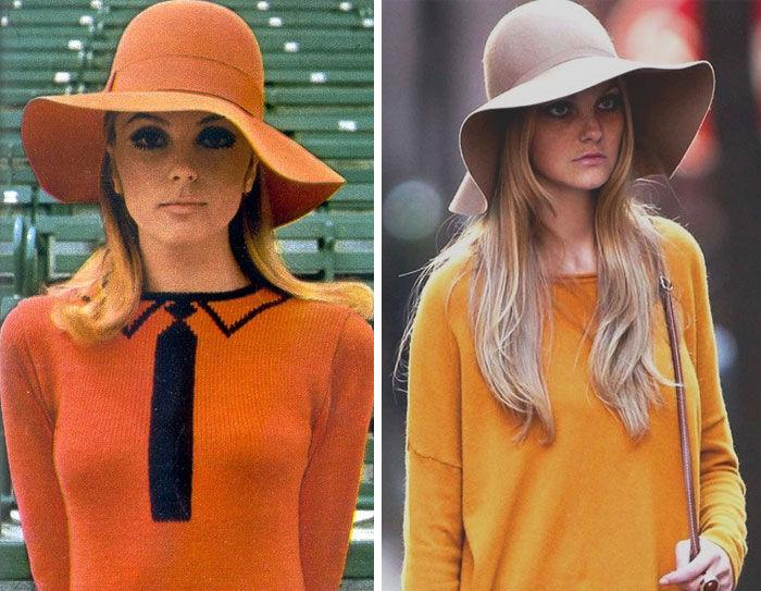 oranje-hoeden