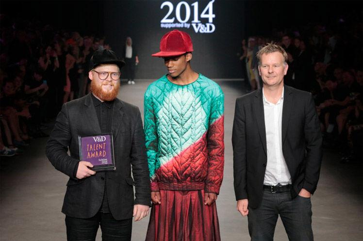 Winnaar Lichting 2014 Bastian Visch