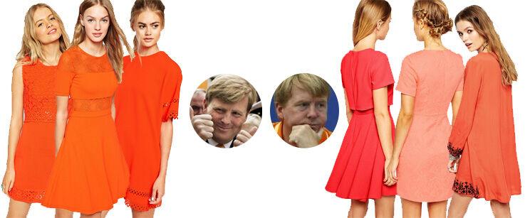 Oranje en oranje