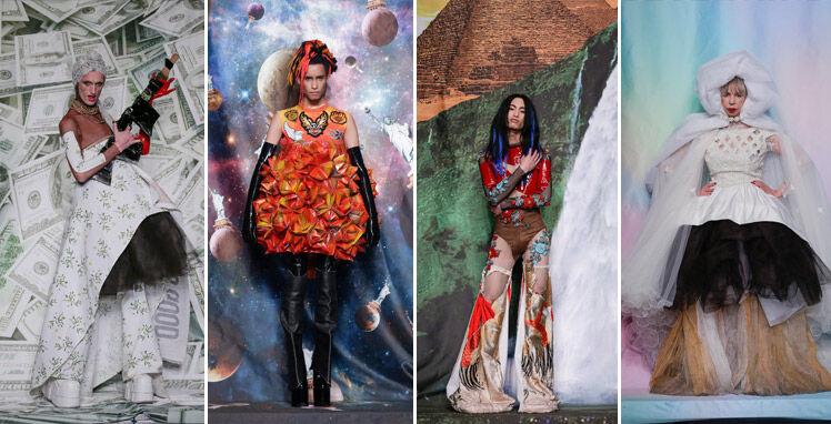 Fashion Week Duran Lantink Jan Hoek