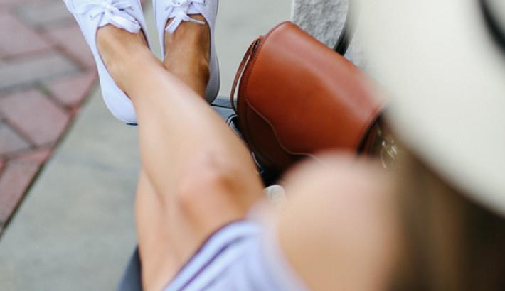 zomerproof benen