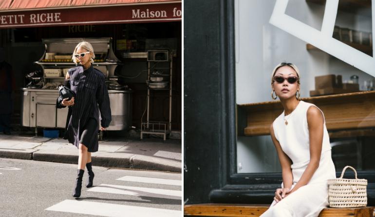 minimalistische jurken