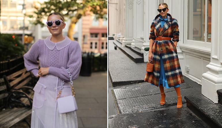 Modekleuren herfst/winter 2018