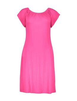 A-lijn jurk felroze
