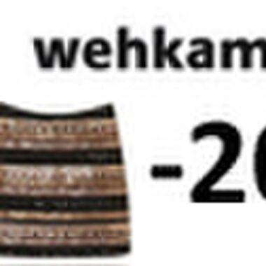 Feestjurkjes met 20% korting bij Wehkamp