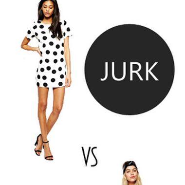 Broek versus jurk