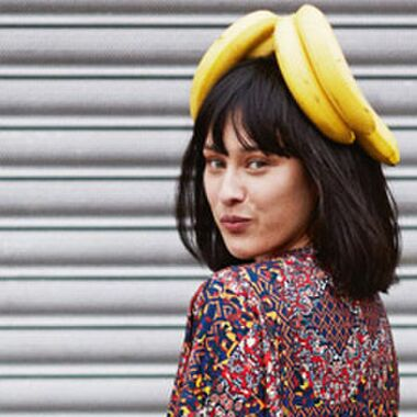 Editor's tips: bananas, bandana's, matchy-matchy