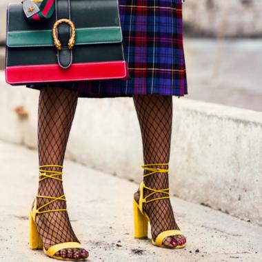 Chanel vibe: tweed jurken zijn on trend!