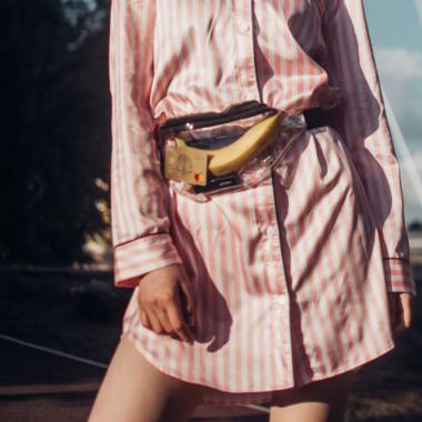 Satijnen jurken: in de zomer kun je niet zonder